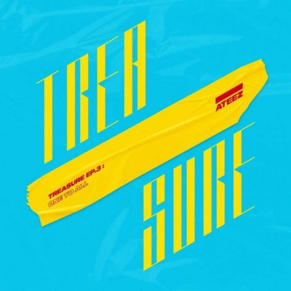 ateez album 3 treasure one to all