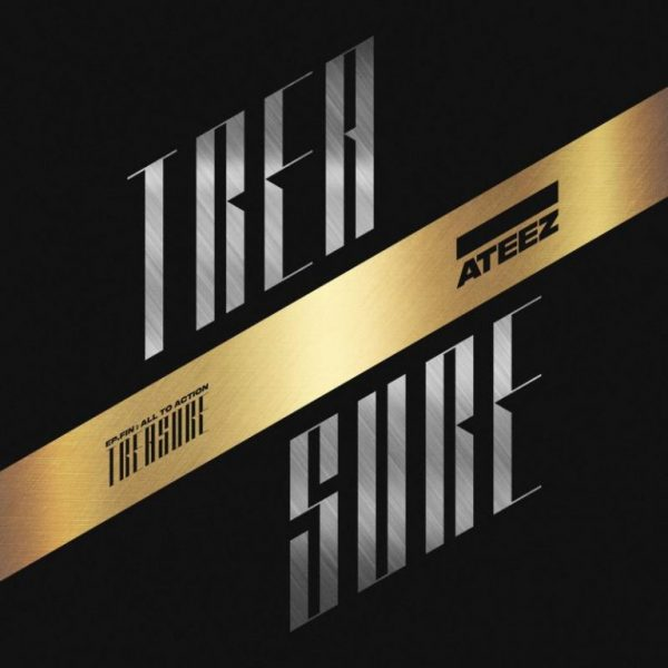 ateez album 4 treasure all to action