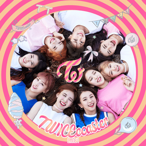 TWICEcoaster : LANE 1 EP