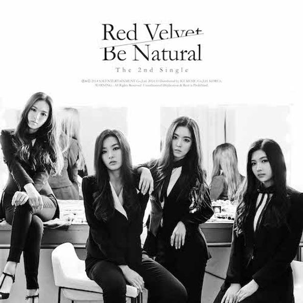 Be Natural - Single