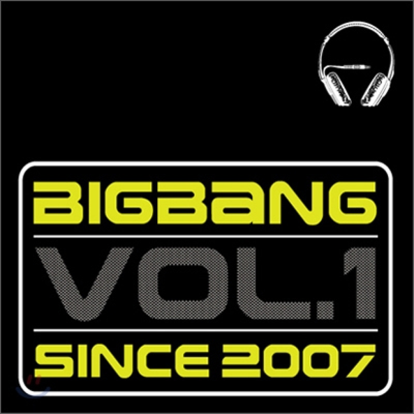 Bigbang, Vol. 1 - Since 2007