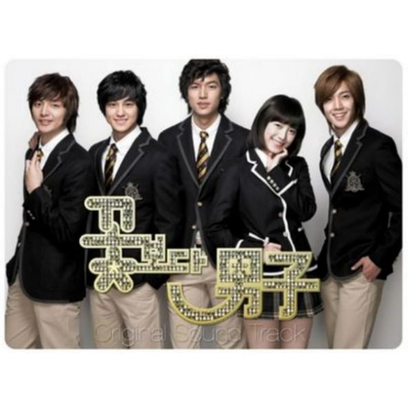 Boys Over Flowers OST - Various Artists