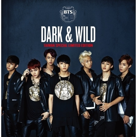 Dark & Wild Taiwan Limited Edition