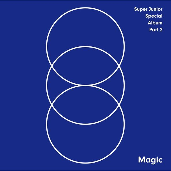 Magic - Super Junior Special Album Part 2