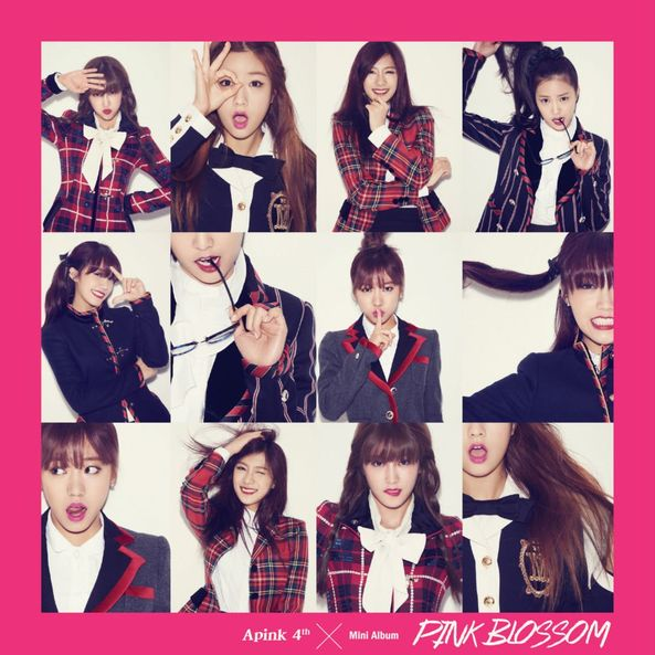 Pink Blossom - EP