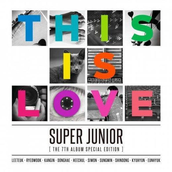 "The 7th Album Special Edition ""THIS IS LOVE"""